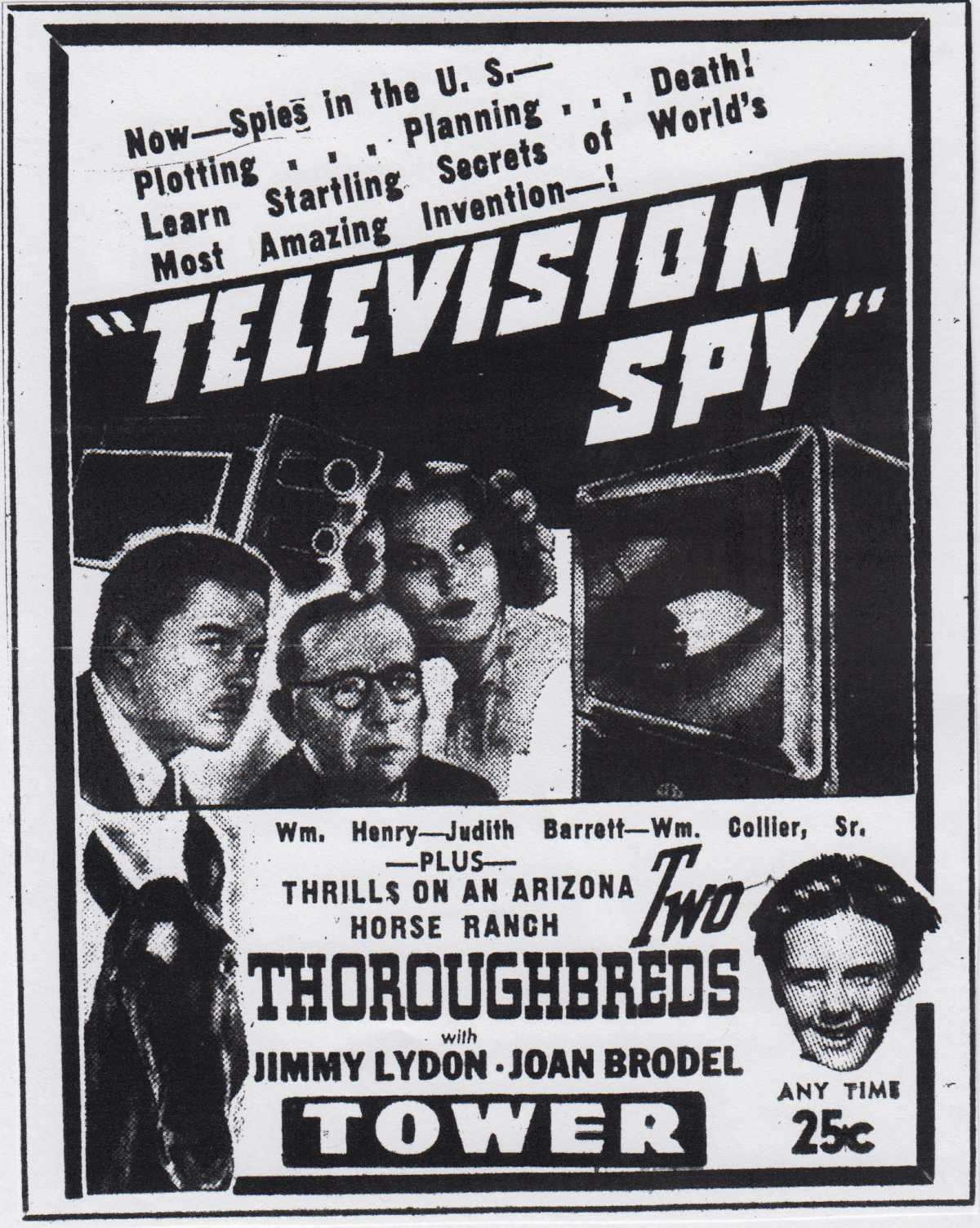 She says the government can spy on you through your television set. But is that the most insidious use of TVtechnology?