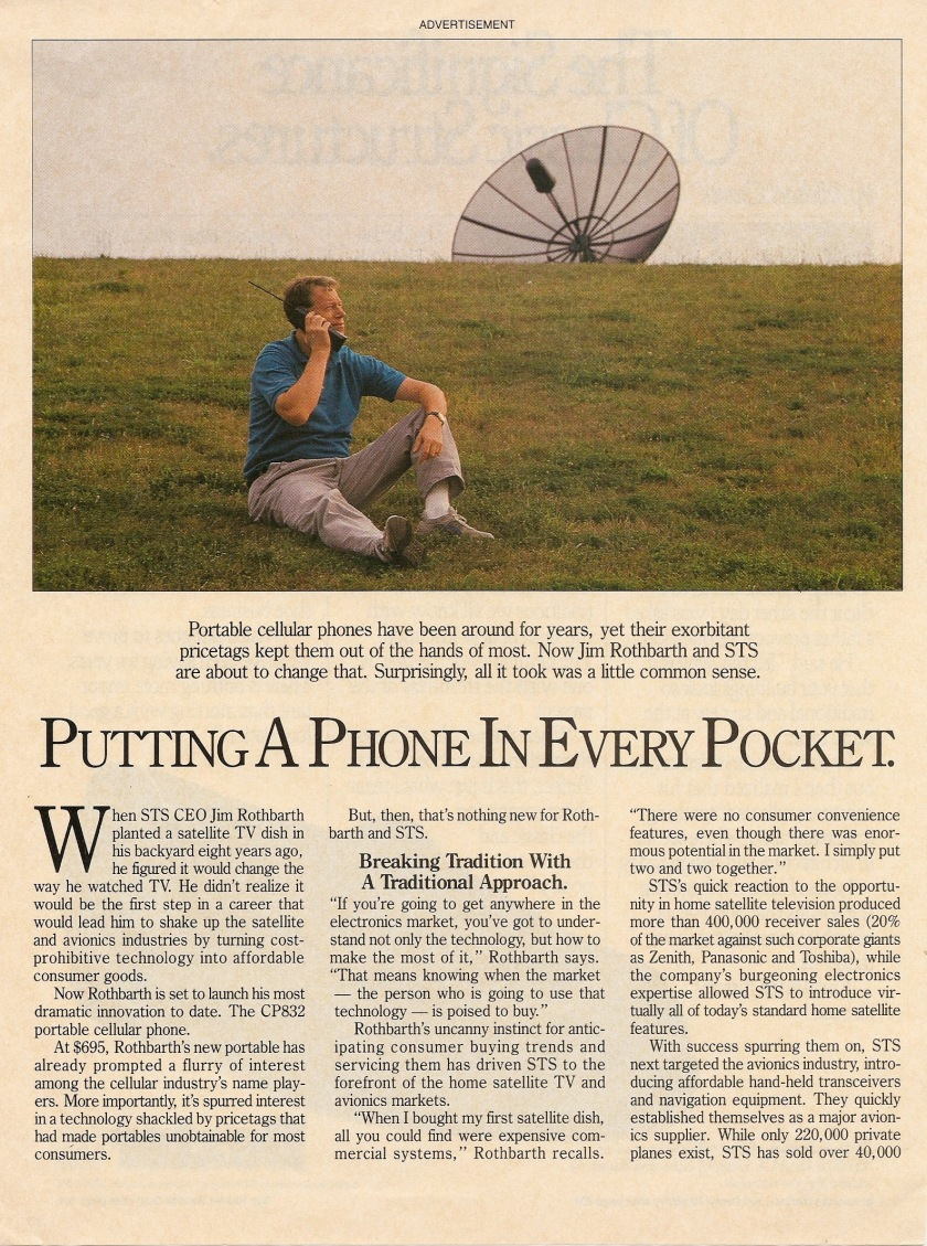 1988 cell phone ad 1