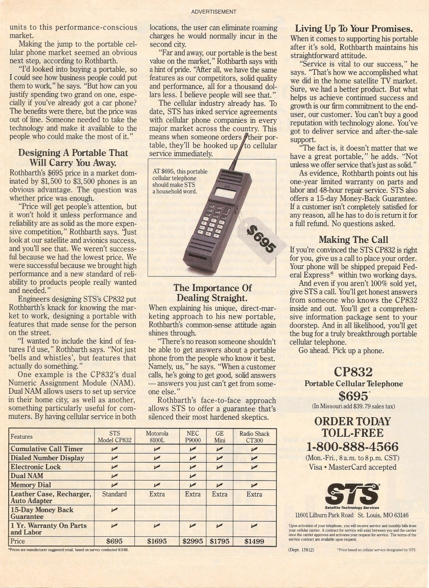 1988 cell phone ad 2