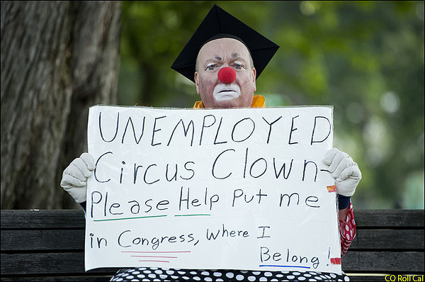 Capitol Clown