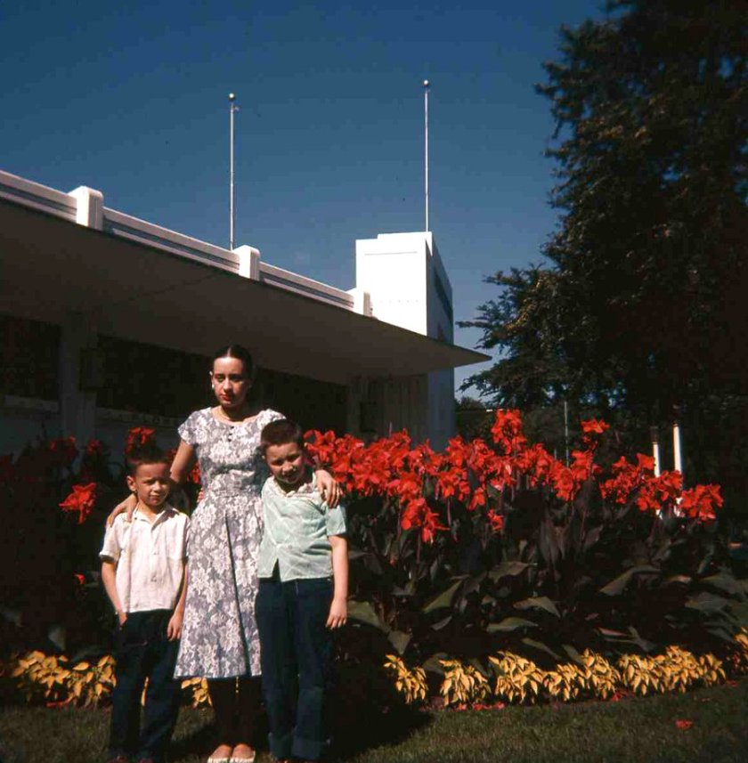1958 State Fair Ag-Hort Building