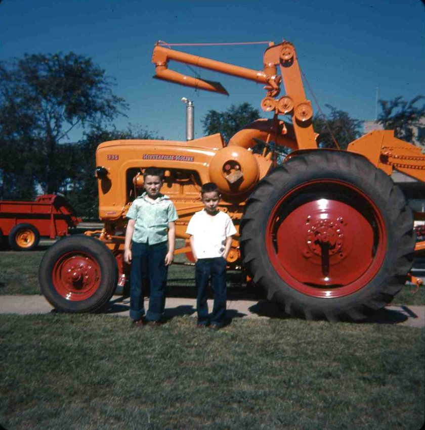 1958 State Fair Tractor