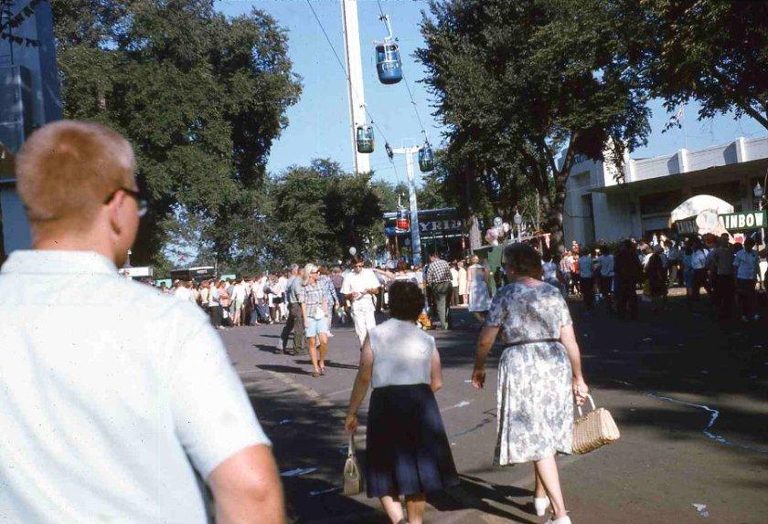1966 State Fair Sky Ride