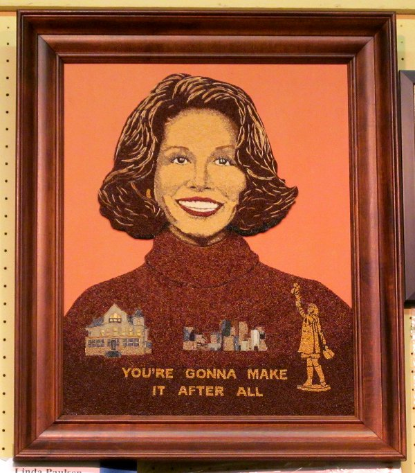 Crop Art - Mary Tyler Moore