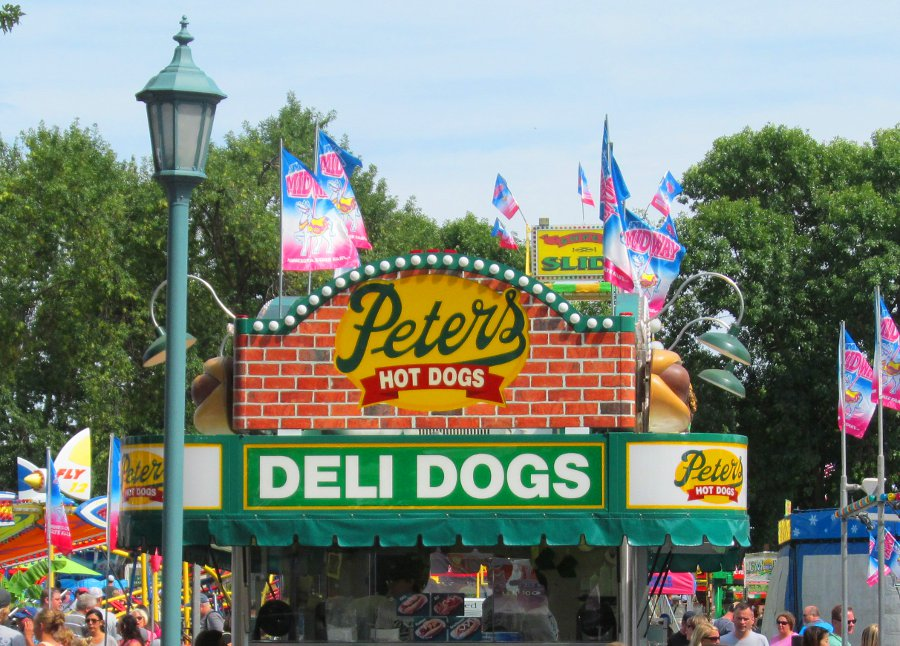 Food - Peters Hot Dogs