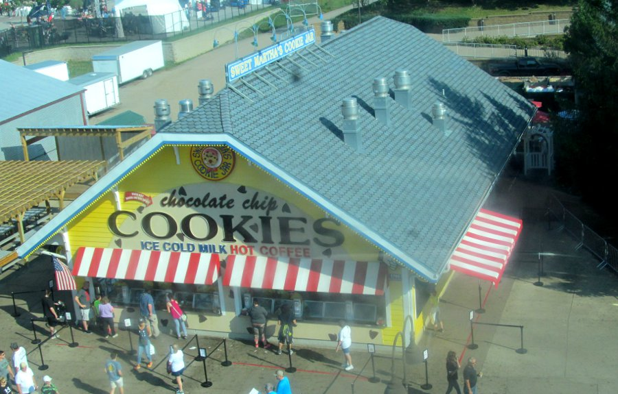 Food - Sweet Martha's from the Sky Ride