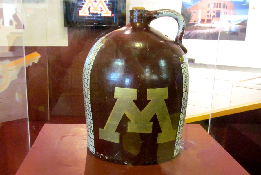 U of M - Little Brown Jug