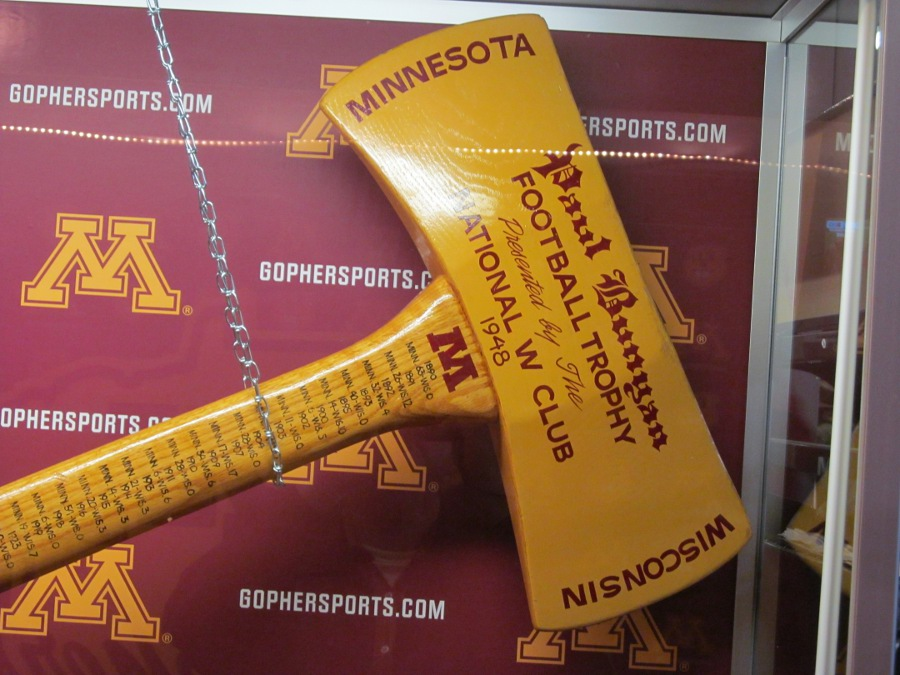 U of M - Paul Bunyan's Ax