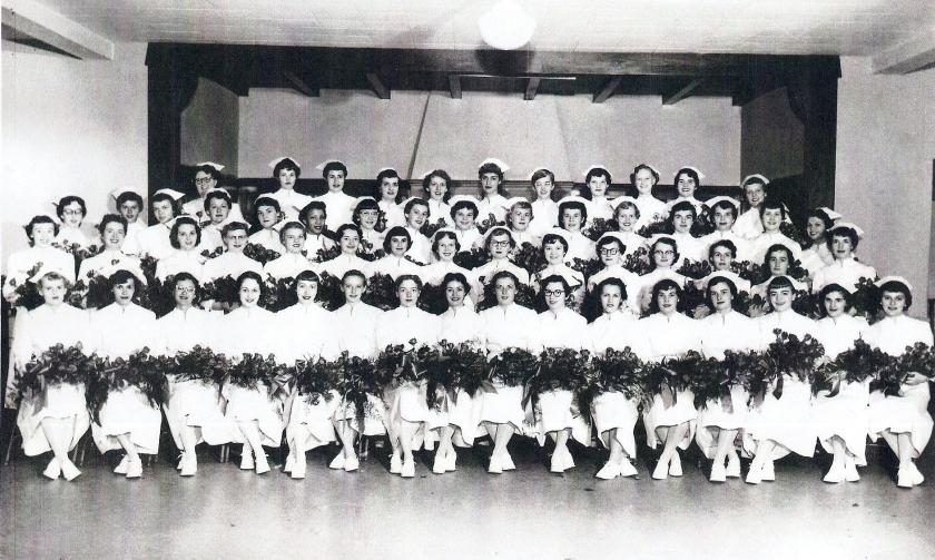 1954 nursing class 2