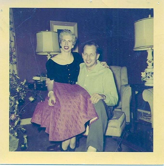 1955 couple
