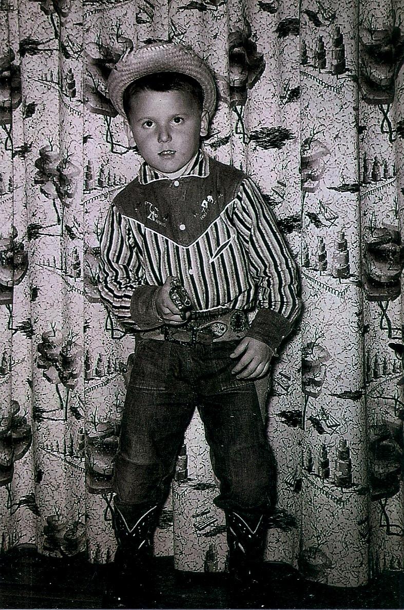 Cowboy w: striped shirt (no info)