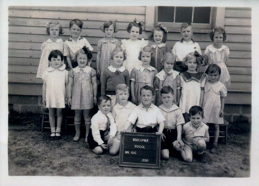 Edgcumbe class (front)