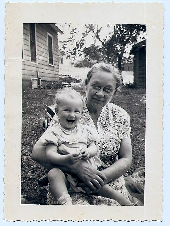 grandma pitman