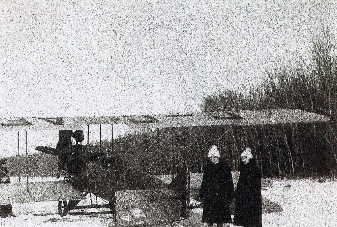 Lindbergh visit?